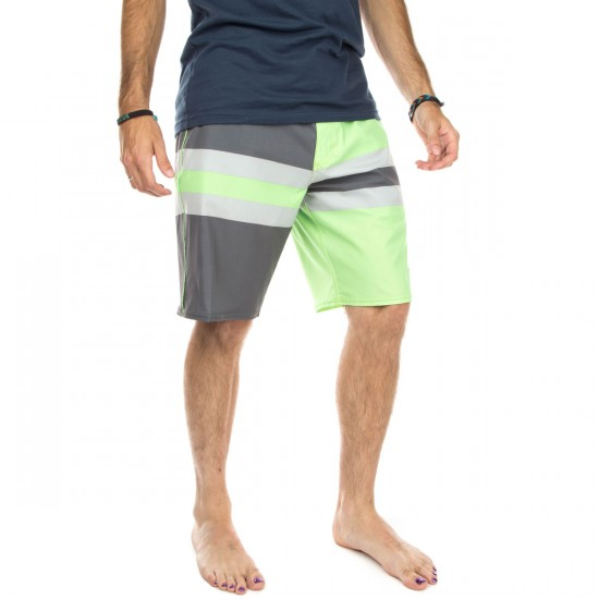 Vans Dungeness Boardshorts - Lime Aid