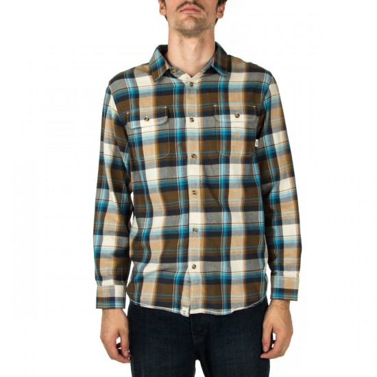 Vans Elm Shirt - Golden Brown