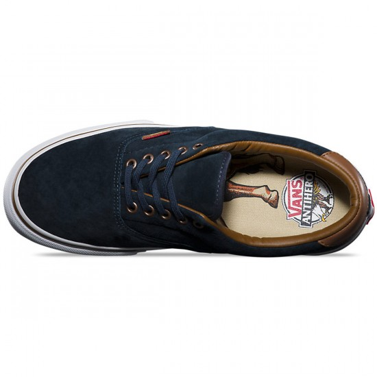 Vans Era 46 Pro Anti Hero Shoes - Navy/Pfanner - 9.5
