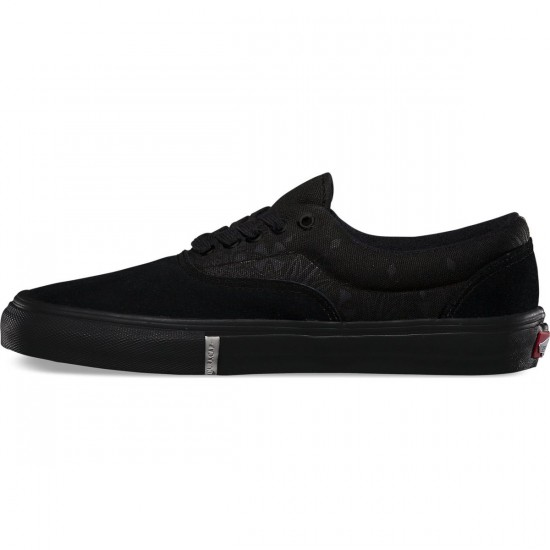 Vans Era Pro Independent Shoes - Black - 12.0