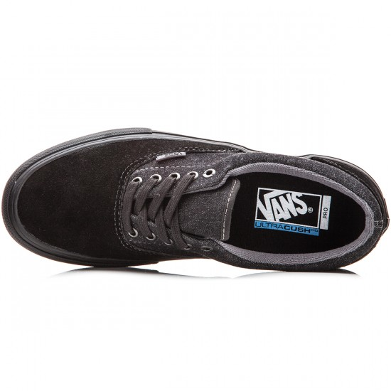 Vans Era Pro Shoes - Black/Black/Asphalt - 10.0