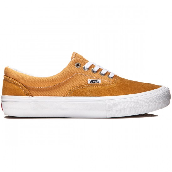 Vans Era Pro Shoes - Spruce Yellow/White - 8.0