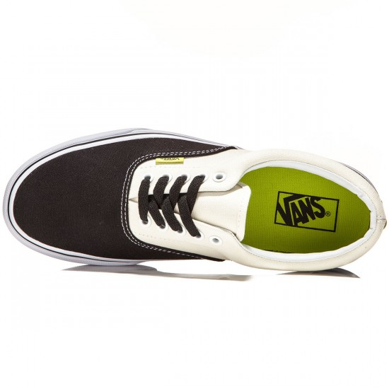 Vans Era Shoes - Pop Black/Classic White - 8.0