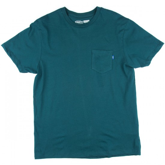 Vans Everyday Pocket T-Shirt - Atlantic Deep