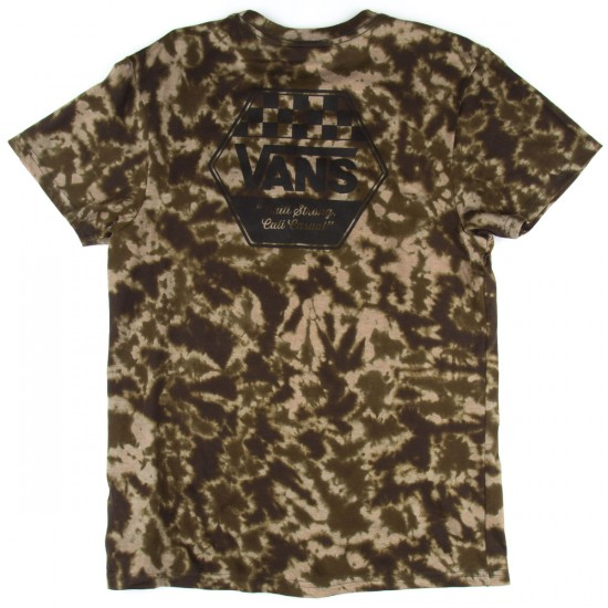 Vans GR Pocket T-Shirt - Camo