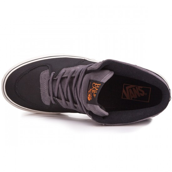 Vans Half Cab Pro Shoes - Tec Tuff/Pewter/Black - 6.0