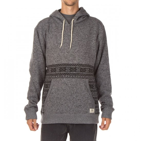 Vans Harpster Hoodie - Heather Grey