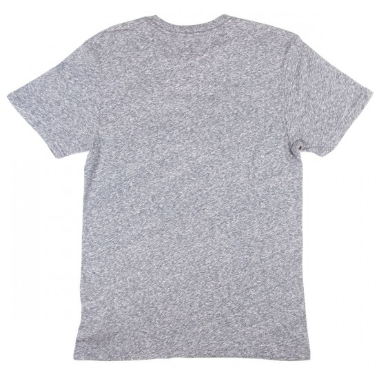 Vans Heathered Full Patch T-Shirt - Heather Grey