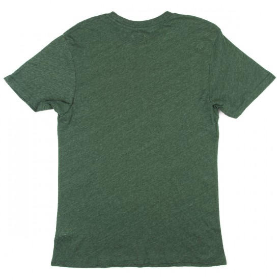 Vans Heathered Full Patch T-Shirt - Sycamore Heather