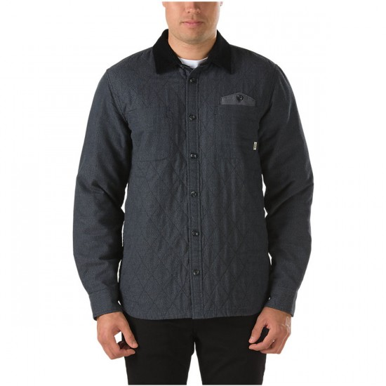 Vans Herondo Shirt - Pirate Black