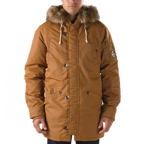 Vans JT Hetch Jacket - Rubber
