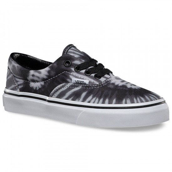 Vans Era Tie Dye Little Kid/Big Kid Shoes - Black/Grey - 2Y