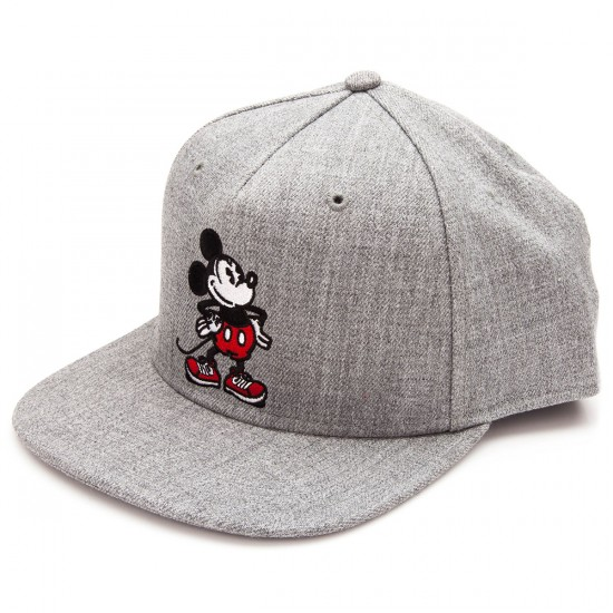 Vans Mickey Mouse Snapback Hat - Mickey Mouse