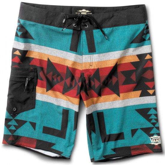 Vans NF Boardshorts - Tile Blue
