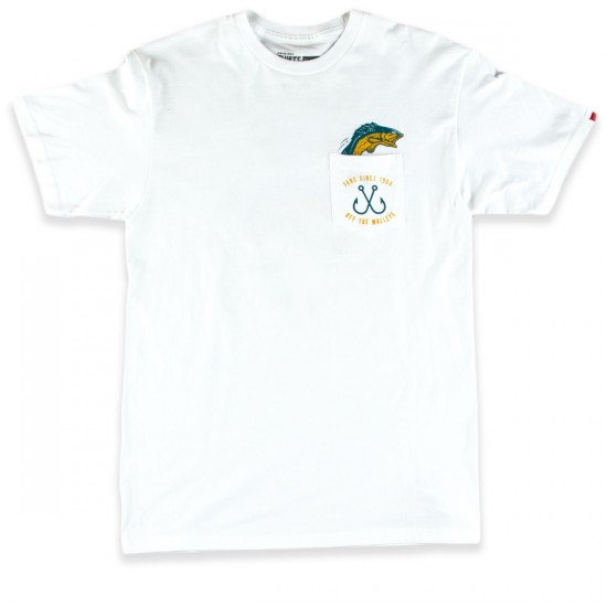 Vans Off The Walleye T-Shirt - White