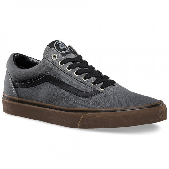 Vans Old Skool Dane R Shoes - Grey/Gum - 10.0