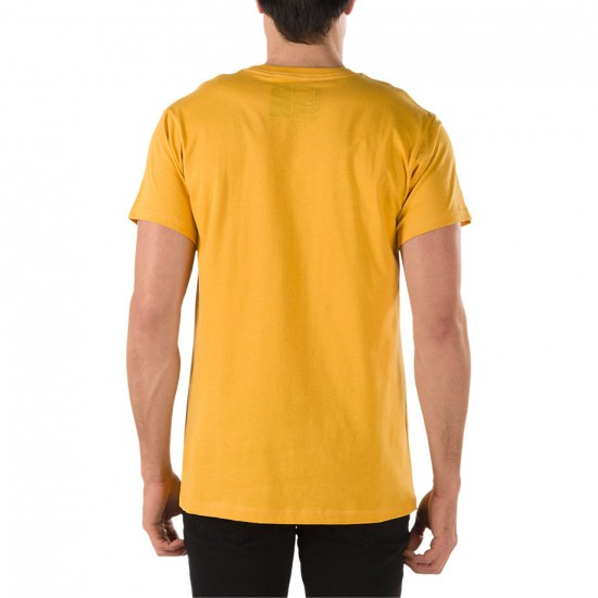Vans OTW Gallery Howell II T-Shirt - Mineral Yellow