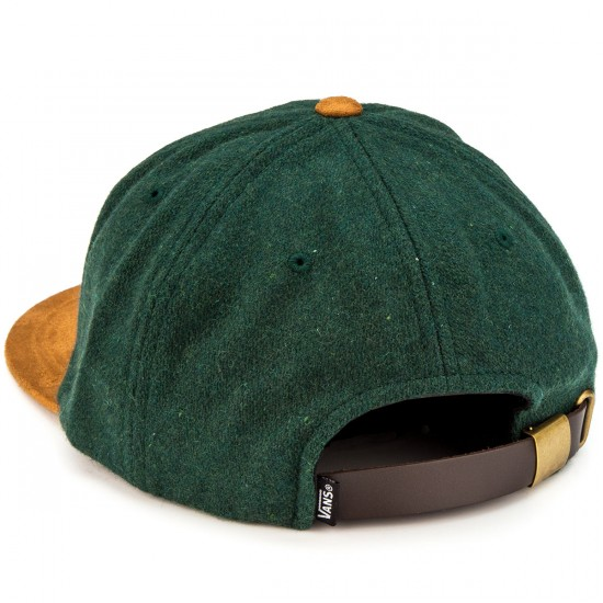 Vans Patched Unstructured Hat - Sycamore/Natural