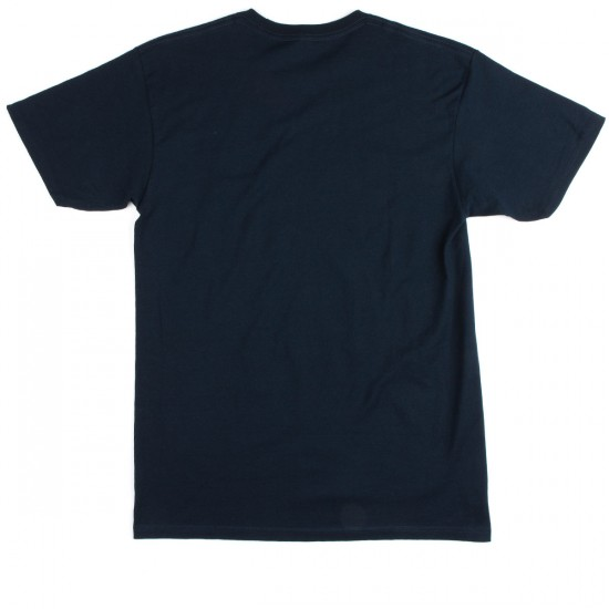 Vans Port Patch T-Shirt - Navy