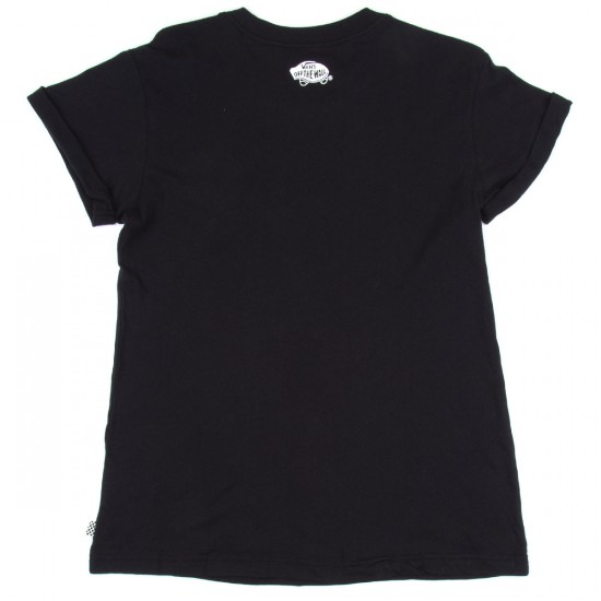 Vans Princess Rocker T-Shirt - Black