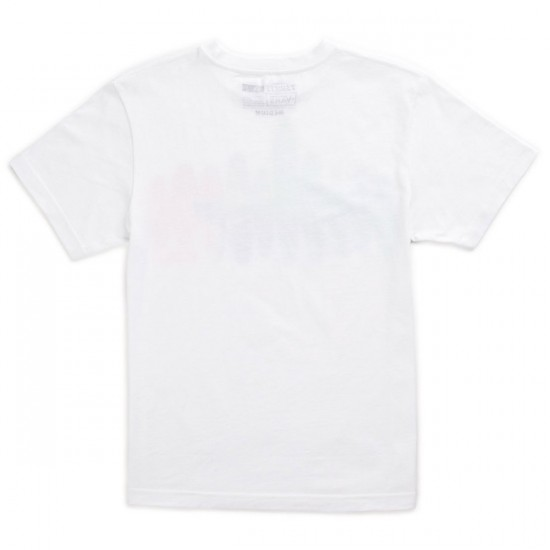Vans Rainbow Shack Youth T-Shirt - White