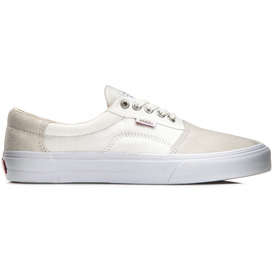 Vans Rowley Solos Shoes - Herringbone White - 10.0