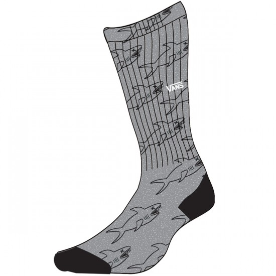 Vans Shark Crew Socks - Shark