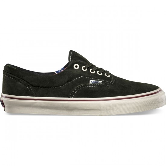 Vans Curren Caples Era Pro Shoes - Dark Green - 8.0