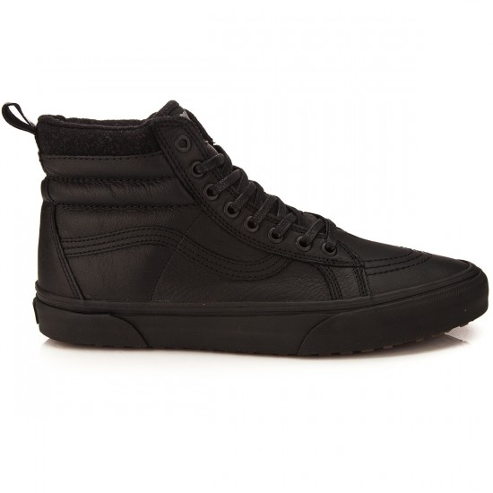 Vans Sk8-Hi MTE Shoes - Black - 6.0