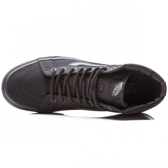 Vans SK8-Hi Reissue Shoes - Mono/TL Black - 8.0