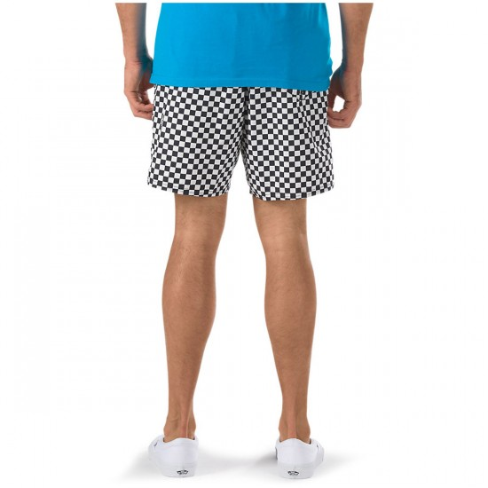 Vans Sloat II Decksider Shorts - Black/White