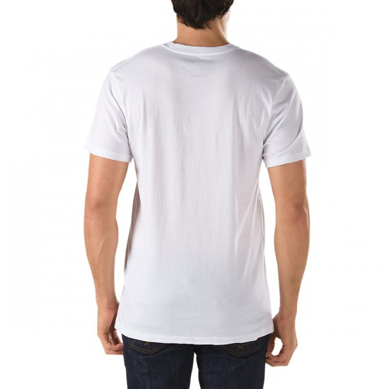 Vans Stormtrooper II Pocket T-Shirt - White