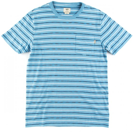 Vans Strikemont T-Shirt - Crystal Blue