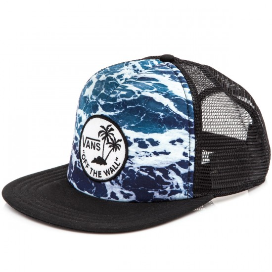 Vans Surf Patch Trucker Hat - Backwash