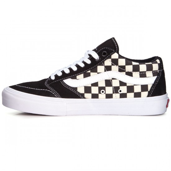 Vans TNT SG Shoes - Checkerboard/Black - 6.5
