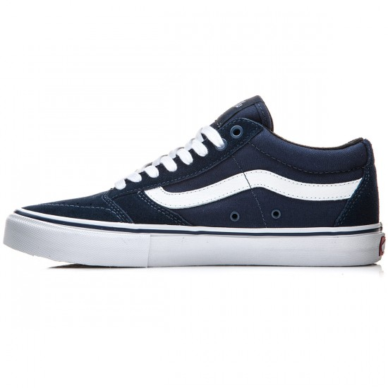 Vans TNT SG Shoes - Navy/White - 10.0