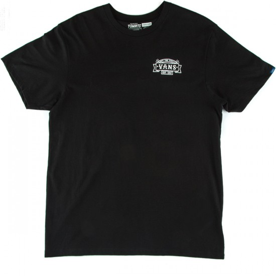 Vans Tritons Up T-Shirt - Black