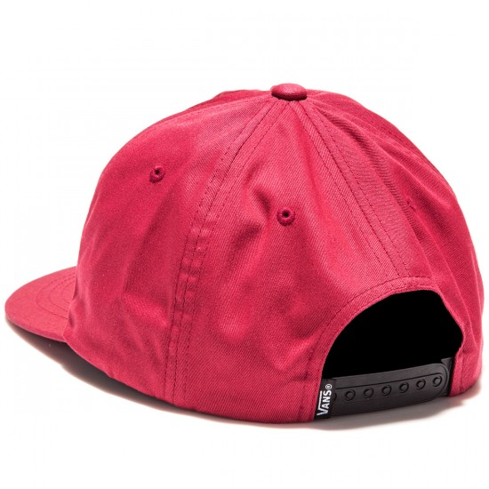 Vans Unstructured OTW Hat - Chili Pepper