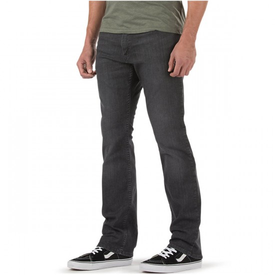 Vans V56 Standard Pants - Worn Black - 30 - 32