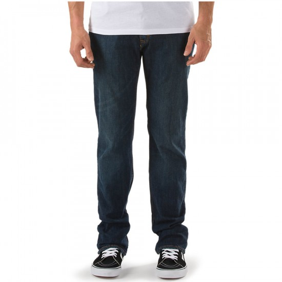 Vans V66 Slim Jeans - Dirty Pacific