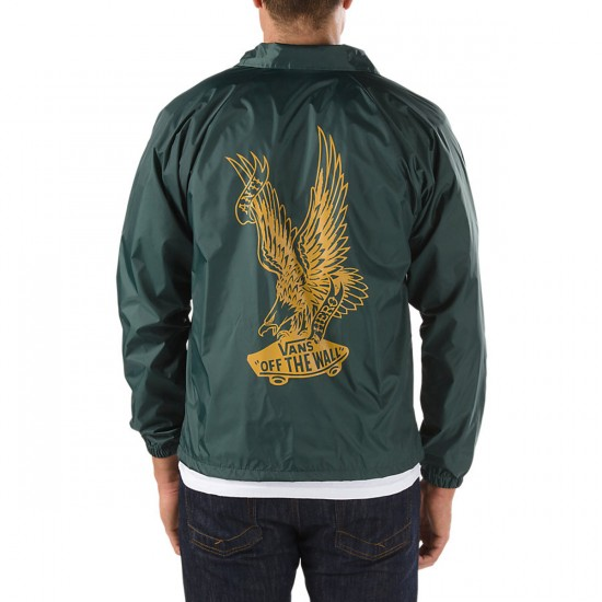 Vans X Anti Hero Jacket - Pine