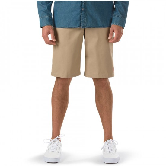 Vans X Red Kap Work Shorts - Khaki