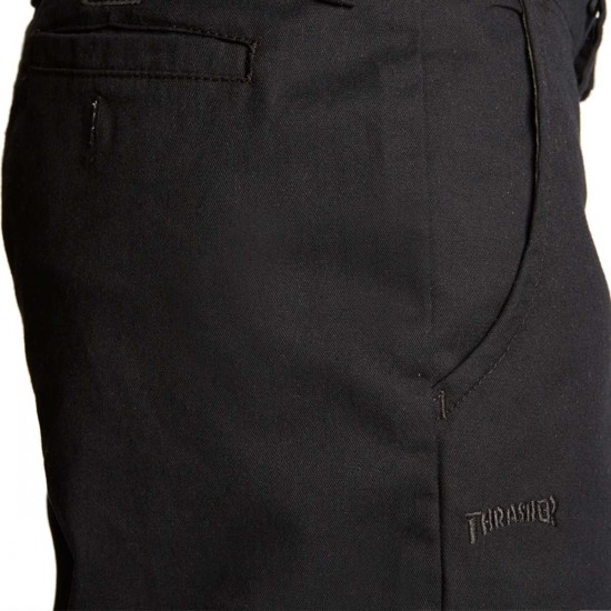 Vans x Thrasher Chino Pro Pants - Black - 36 - 32