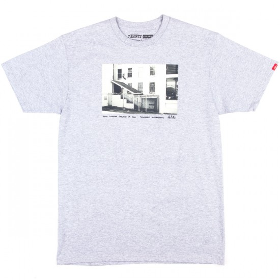 Vans X TWS Dan Lu T-Shirt - Heather Grey