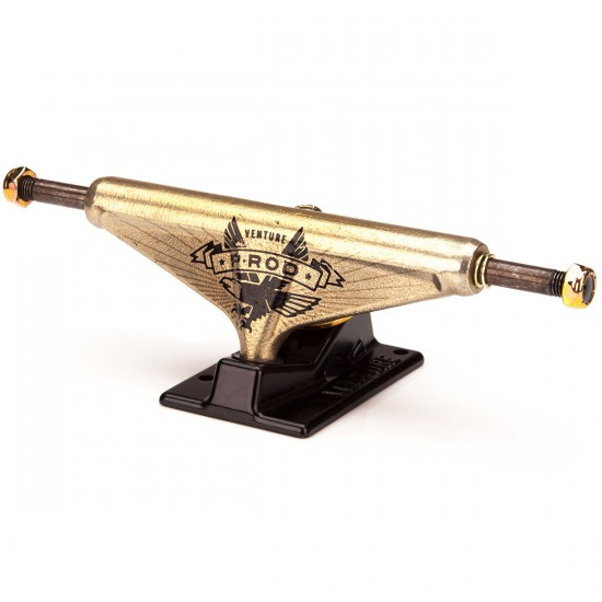 Venture P-Rod Golden Eagle V-Hollow Skateboard Trucks - LO