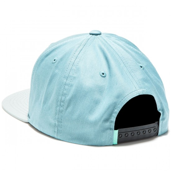 Vissla Indented Hat - Teal
