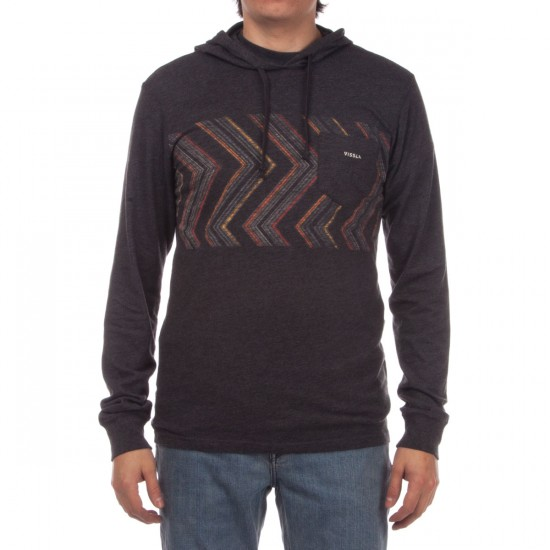 Vissla Raised By Waves Hoodie - Phantom Heather