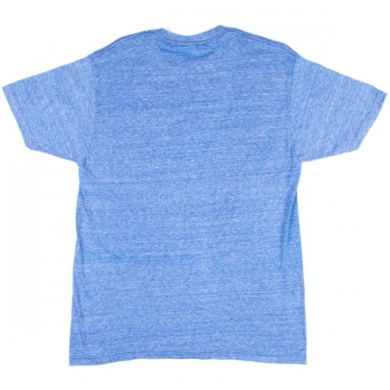 Vissla Slash T-Shirt - Royal Wash Heather