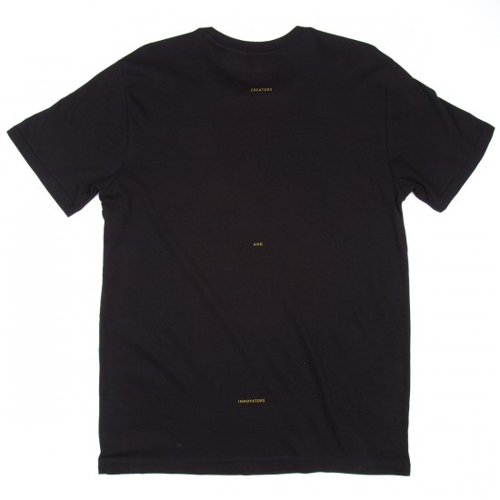 Vissla Static T-Shirt - Black