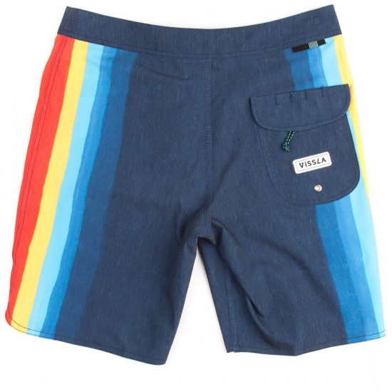 Vissla Super Wolf Boardshorts - Midnight
